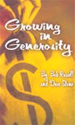Picture of Growing In Generosity
