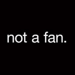 Picture of not a fan (sermon series)