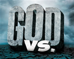 Picture of God vs