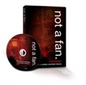 Picture of not a fan Small Group Discipleship Study for Adults
