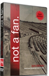Picture of not a fan Teen Small Group Study DVD