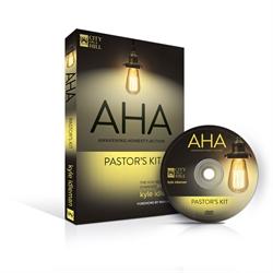 Picture of AHA Awakening Honesty Action Pastors Kit