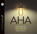 Picture of AHA Awakening Honesty Action Unabridged Audiobook on CD