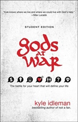 Picture of gods at war student edition(book)