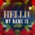 Picture of Hello My Name Is