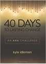 Picture of 40 Days to Lasting Change - An AHA Challenge
