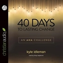 Picture of 40 Days to Lasting Change Audio