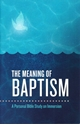 Picture of Meaning of Baptism