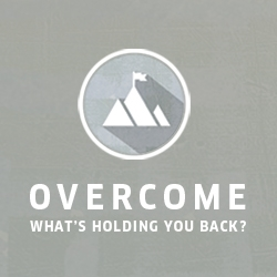Picture of Overcome Whats Holding You Back ?