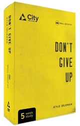 Picture of Dont Give Up Small Group Kit