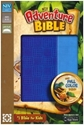Picture of NIV Adventure Bible, Italian Duo-Tone, Electric Blue/Ocean Blue